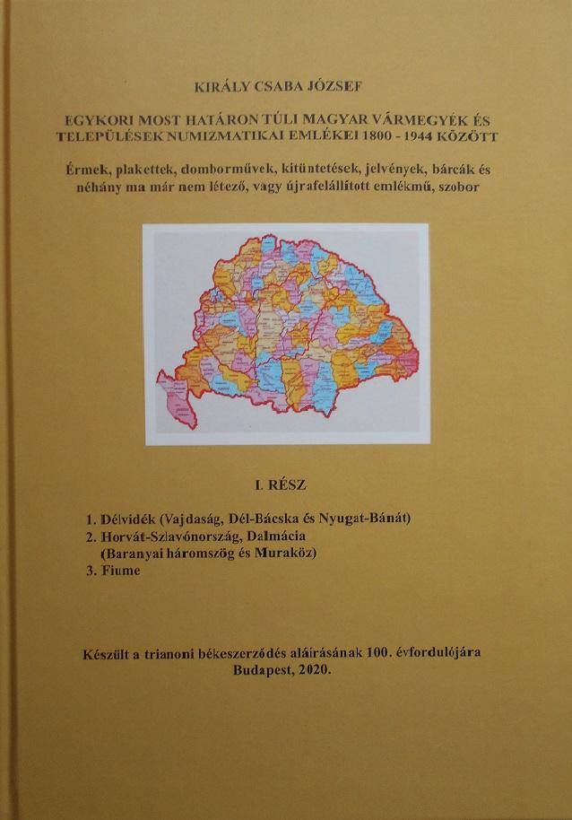 Nemrég jelent meg Király Csaba könyve.